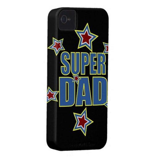 Super Dad Case-Mate iPhone 4 Cases
