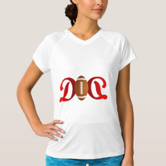 Super Dad Football T-Shirt