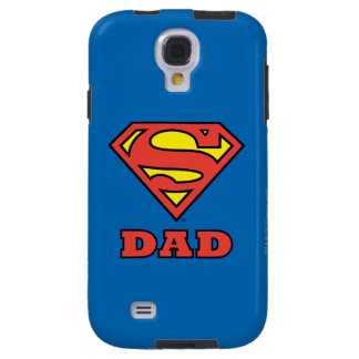Super Dad Galaxy S4 Case
