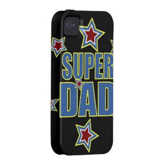 Super Dad iPhone 4/4S Case