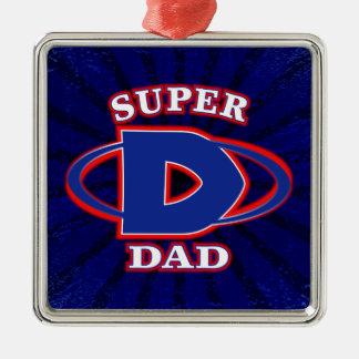 Super Dad Ornament