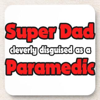 Super Dad ... Paramedic Drink Coasters