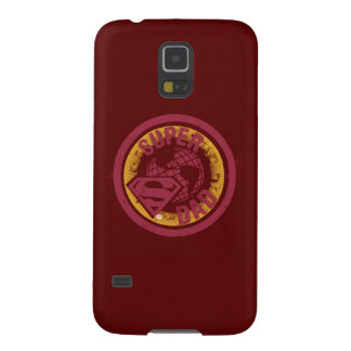 Super Dad Saving the Planet Galaxy S5 Covers