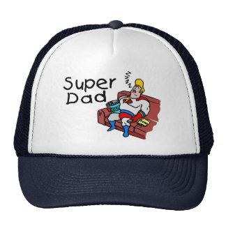 Super Dad (Sleeping) Cap