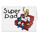 Super Dad (Sleeping) Card