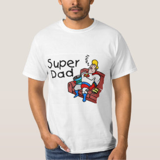 Super Dad (Sleeping) T-Shirt