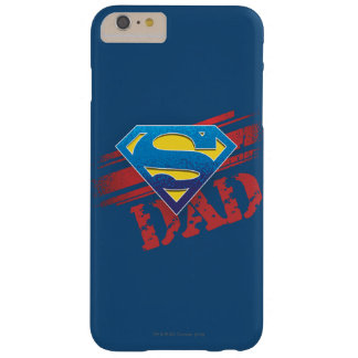Super Dad Stripes Barely There iPhone 6 Plus Case