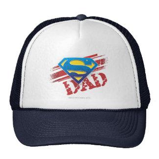 Super Dad Stripes Cap