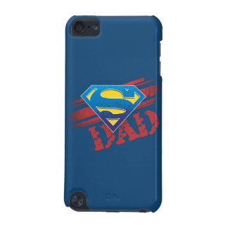 Super Dad Stripes iPod Touch (5th Generation) Covers