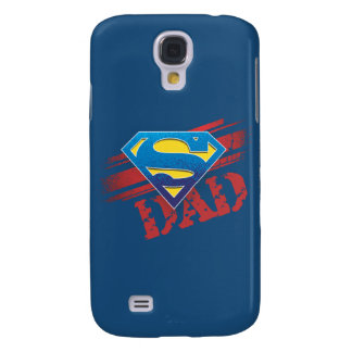 Super Dad Stripes Galaxy S4 Case