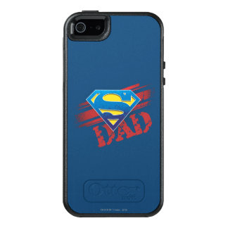 Super Dad Stripes OtterBox iPhone 5/5s/SE Case