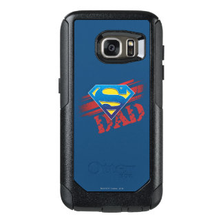 Super Dad Stripes OtterBox Samsung Galaxy S7 Case