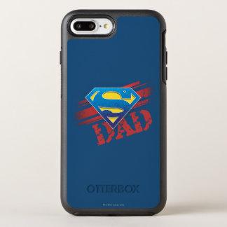 Super Dad Stripes OtterBox Symmetry iPhone 7 Plus Case