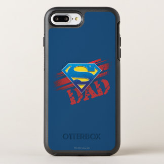 Super Dad Stripes OtterBox Symmetry iPhone 8 Plus/7 Plus Case