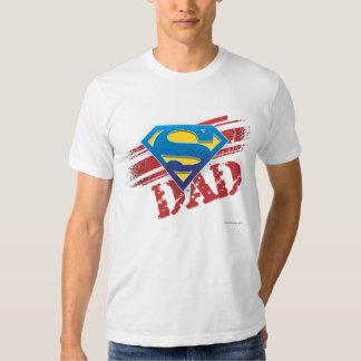 Super Dad Stripes Shirt