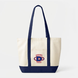 Super Dad Tote Bag