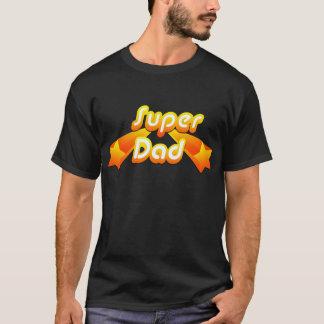 Super Dad Yellow T-Shirt
