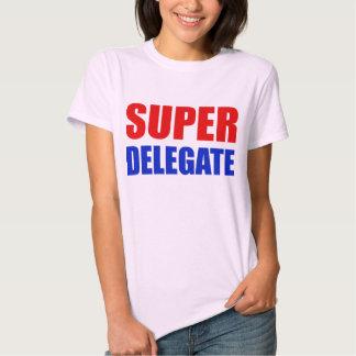 super delegate tee shirts