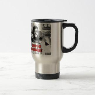 Super Dennis Stainless Steel Travel Mug