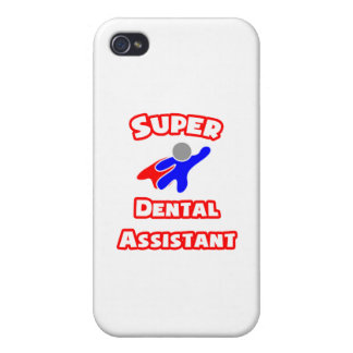 Super Dental Assistant iPhone 4 Cases