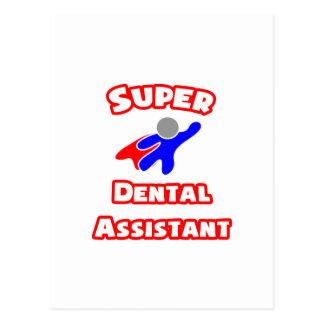 Super Dental Assistant Postcards