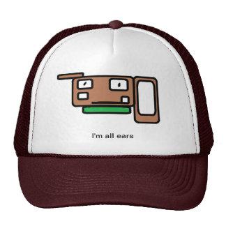 Super Dog Mesh Hat