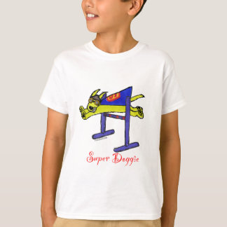 Super Doggie Jump T-Shirt