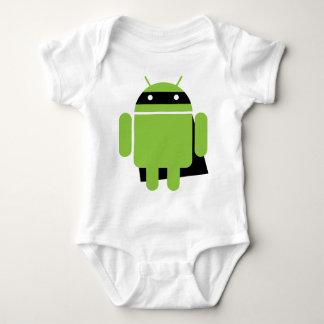 Super Droid Baby Bodysuit
