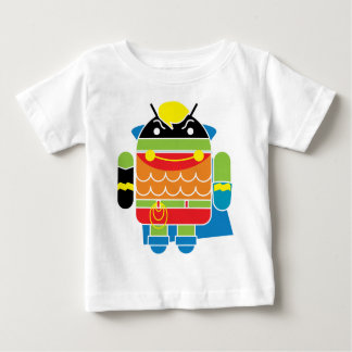 Super Droid Baby T-Shirt