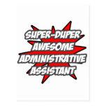 Super Duper Awesome Admin. Assistant