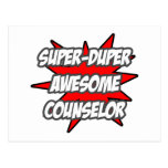 Super Duper Awesome Counsellor
