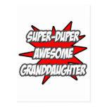 Super Duper Awesome Granddaughter