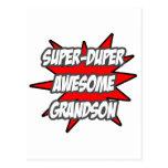 Super Duper Awesome Grandson