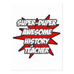 Super Duper Awesome History Teacher