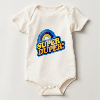Super Duper! Baby Bodysuit