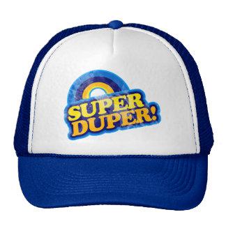 Super Duper! Cap