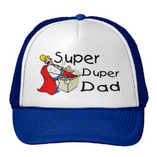 Super Duper Dad (1) Cap