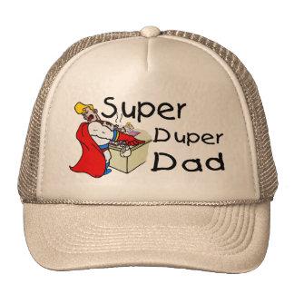 Super Duper Dad (1) Trucker Hat