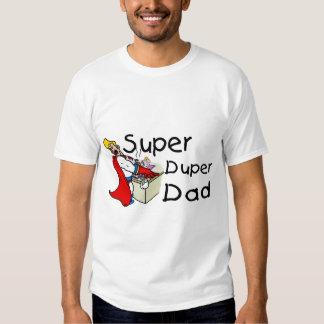 Super Duper Dad T-shirts