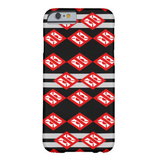 Super Duper Design on iPhone 6 Barely There Case