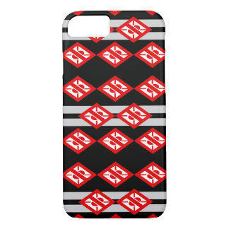 Super Duper Design on iPhone 7 Barely There Case