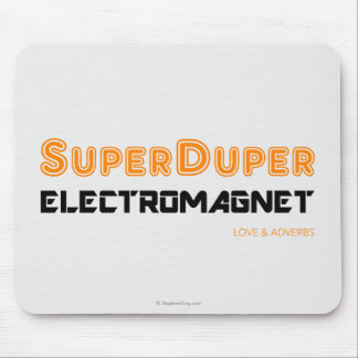 Super Duper Electromagnet Mouse Pad