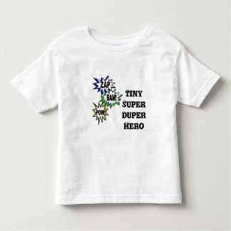 Super Duper Hero Toddler T-Shirt