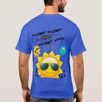 Super-Duper Sniper Suns T-Shirt