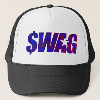 Super Duper star Swag Trucker Hat