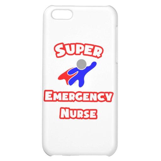 Super Emergency Nurse iPhone 5C Covers