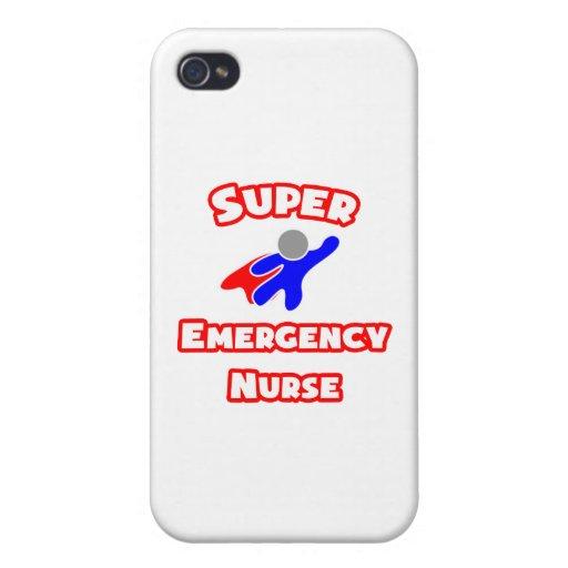 Super Emergency Nurse iPhone 4/4S Cover