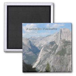 Super Fantastic Yosemite Magnet! Magnet