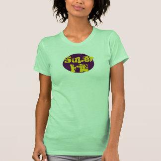 Super Fit Lime Top T Shirt