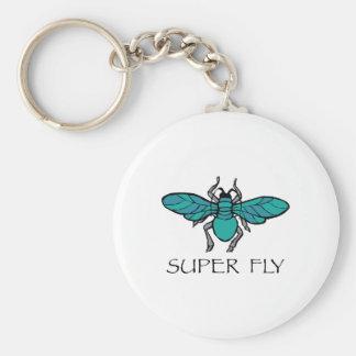Super Fly Key Chain